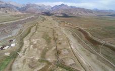 Arheologii români scormonesc prin Kârgâzstan2