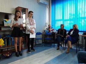 Colegiul Economic Mangalia - Uniţi în cuget şi simţiri (2)