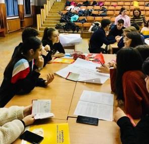 Liceul Callatis - dezbatere drepturile copilului2