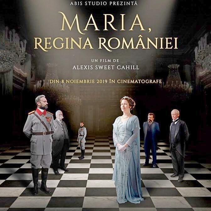 Maria Regina României - film-