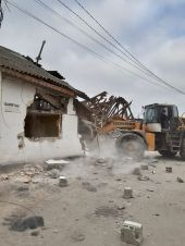 demolare baraci mangalia2