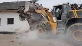 demolare baraci mangalia7