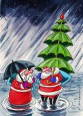 Caricaturiștii lumii & Merry Christmas-18