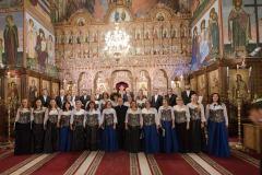 Corul Song în concert 9 dec2019 Biserica Sf. Elefterie din Bucuresti-2
