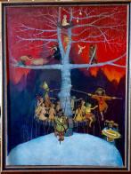 Eugeniu Barau - Calatoria lui Enoh
