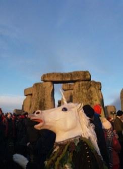 Happy Solstice Solstiţiul de iarnă sărbătorit la Stonehenge (5)