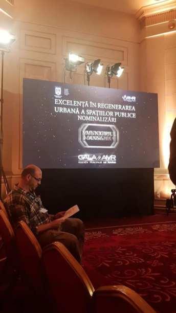 Mangalia Premiul pentru Excelență în regenerarea urbană a spațiilor publice7