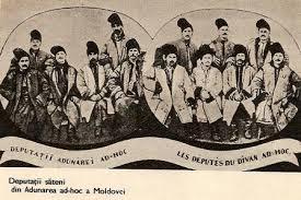 Deputați săteni, în divanul ad-hoc al Moldovei, 1857