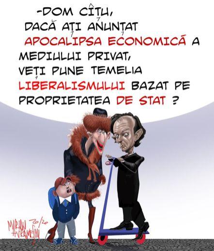 Marian Avramescu - Liberalismul ROMANESC de tip C.A.P