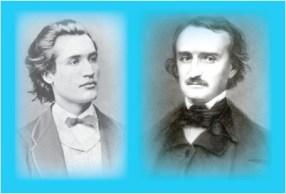 Mihai-Eminescu-Edgar-Allan-Poe