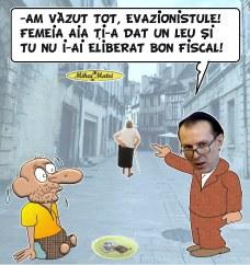 Mihai Matei - bon fiscal