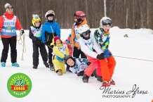 WORLD SNOW DAY - Bring children to the snow Valiug Caras Severin2