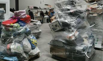 Containere încărcate cu deșeuri, depistate în Portul Constanţa Sud Agigea (3)