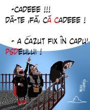Marian Avramescu - dă-te fă că cade