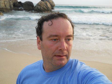 Lucian Ciuchiță - Scriitorul si marea1