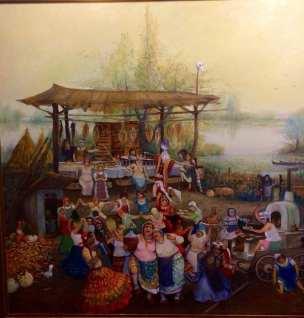Eugeniu Barău - Parastasul soacrei