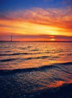 Vlad Eftenie - Sunset breeze Techirghiol