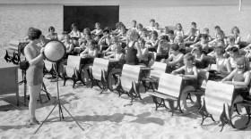 Școala în aer liber – o idee uitată2