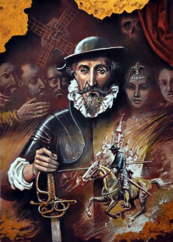 Valentin Tănase - Don Quijote de la Mancha