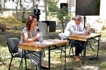 lansarea proiectului Grădina Culturală Callatis10