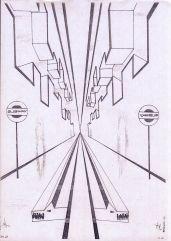 Cristian Paul Cosmiuc desene in tuș-19