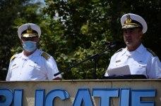 Școala de Aplicație a Forțelor Navale are un nou comandant11