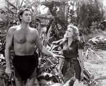 Johnny-Weissmuller-Brenda-Joyce-Tarzan-and-the