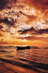 Vlad Eftenie - Sunrise sky in Mamaia