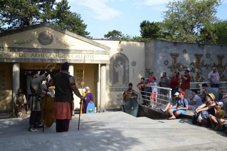 dacii si romanii la Muzeul Callatis din Mangalia-01