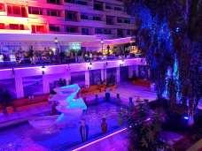 Hotelul Panoramic Olimp pe înserat-foto-Elena Stroe-15