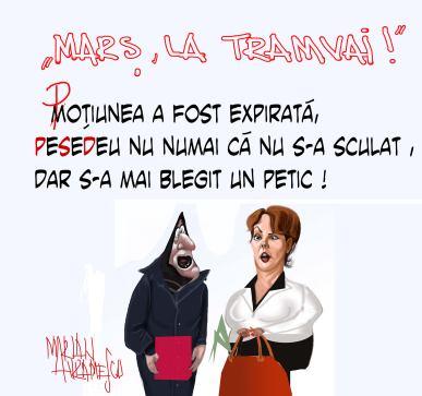 Marian Avramescu - s-a blegit