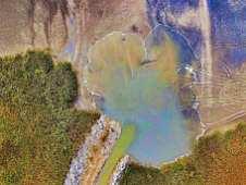 Apa începe din nou să curgă în lacul Nuntași3