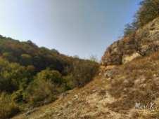 Bisericuțele rupestre de la Dumbrăveni Foto Maria Cazacu-05