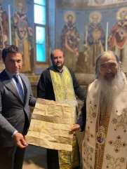 Moment istoric în viața Parohiei Sf. Gheorghe din Mangalia4b