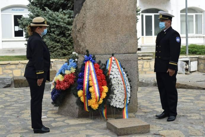 Ziua Armatei României - ACMRR Mangalia, Liga Navală Română Mangalia și Liga Maistrilor Militari de Marină Mangalia-07