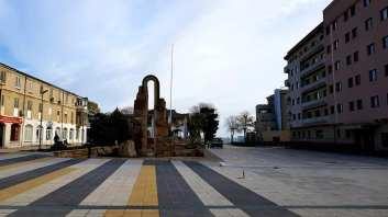 Mangalia Piața Republicii zonă de promenadă1 (3)