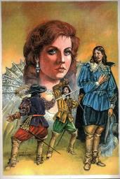 Valentin Tănase - D'Artagnan și muschetarii săi-03