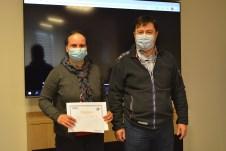 """Damen Shipyards Mangalia - Premianții concursului de Sănătate și Securitate în Muncă, organizat de Sindicatul Liber """"Navalistul""""3"""