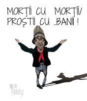 Marian Avramescu - proștii cu banii