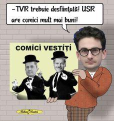 Mihai Matei - comici vestiti