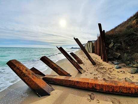 stoparea eroziunii costiere Eforie și Costinești
