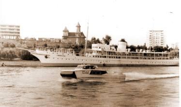 hovercraft 1044 - nava pe perna de aer Galati ICEPRONAV2