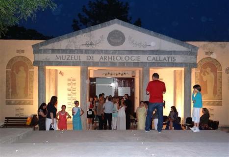 Callatis-Noaptea Muzeelor-2013