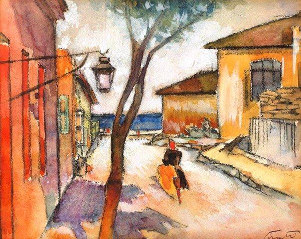 Francisc Sirato-strada la mangalia
