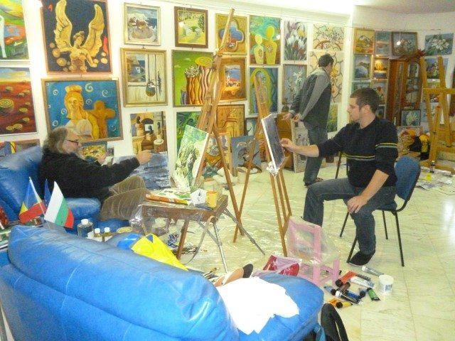 Galeria Luiza Cala expo fara-frontiere-nov2014
