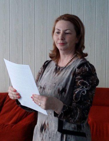 Profesor documentarist Ibolia NEGOITA
