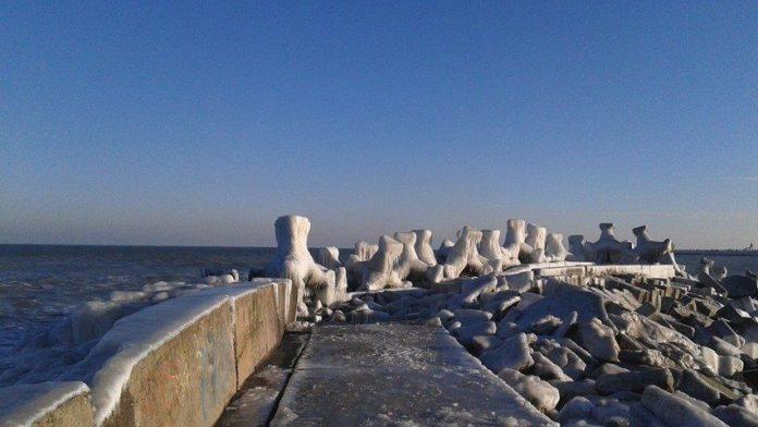 Sculpturi în gheață Foto Nușa Cișmaș-01