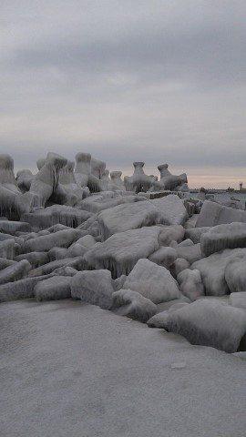 Sculpturi în gheață Foto Nușa Cișmaș-11
