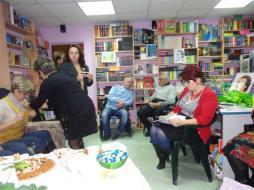 Seara Eminescu la Bookstore&Tea-01 (Small)