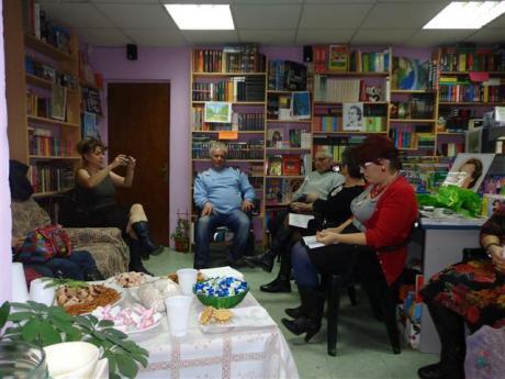 Seara Eminescu la Bookstore&Tea-05 (Small)